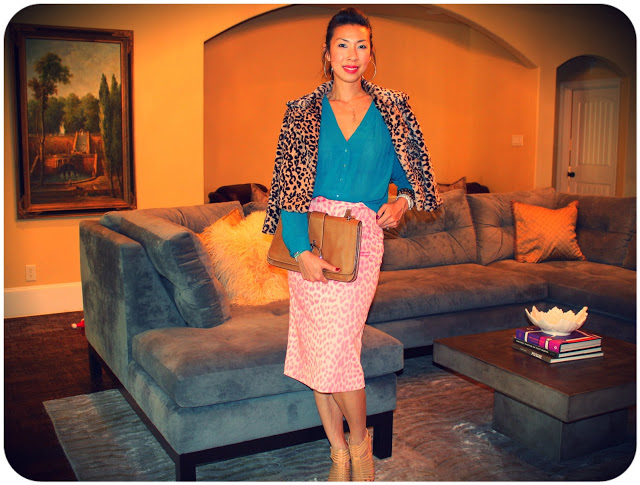 Leopard, and Cheetah, and Turquoise! Oh My!