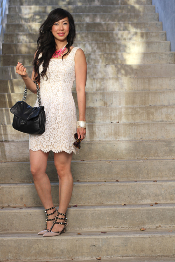 From Grandma with Love // Lace Dress