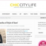 Find me at Chic City Life