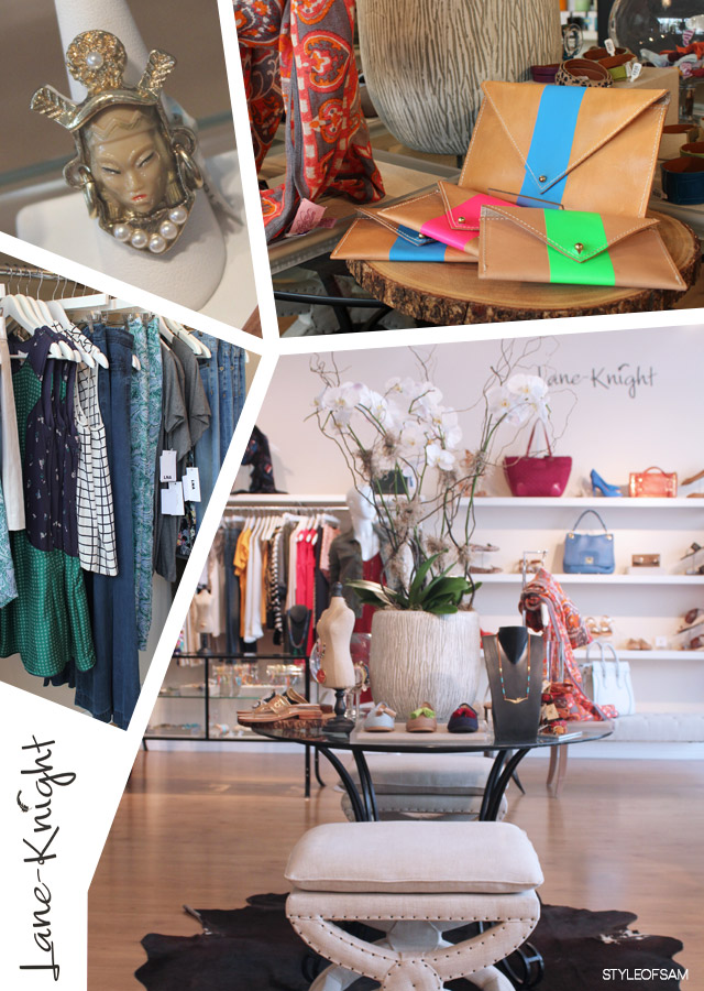 A Sneak Peek at Lane-Knight // Shop & Sip Event