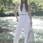 From Grandma with Love // White Jumpsuit