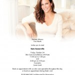 Kate Somerville is coming to Fort Worth