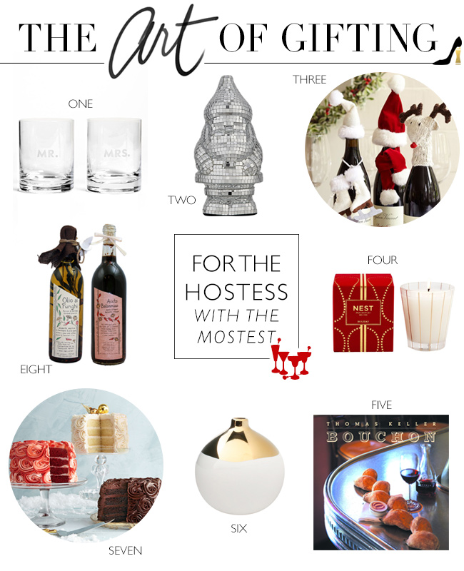 GIFT GUIDE // For the Hostess