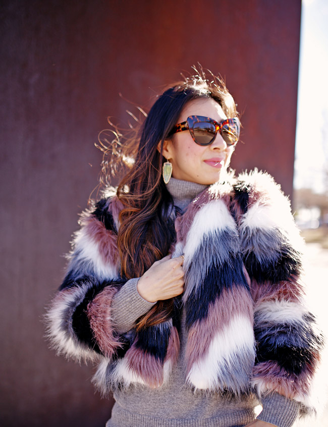 And All that {Faux} Fur