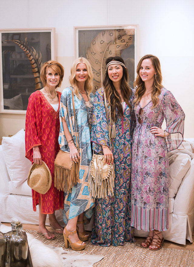 Chic at Every Age // The Caftan