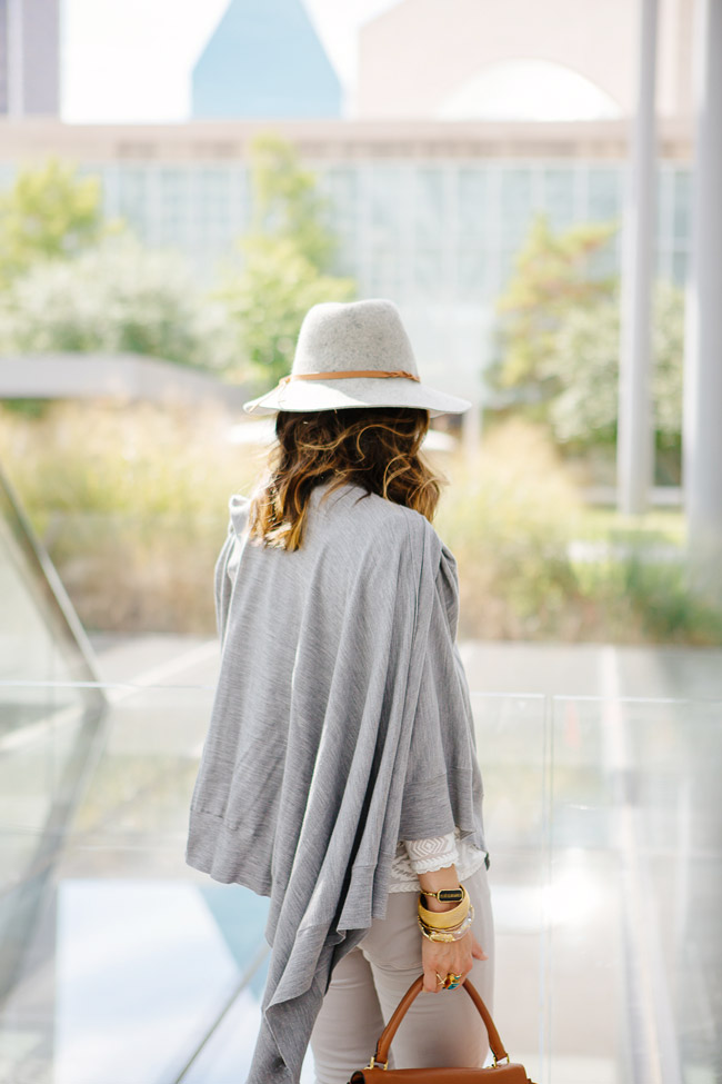 chic at every age, how to wear skinny jeans in fall, dl1961 margaux ankle skinny jeans, how to wear a poncho
