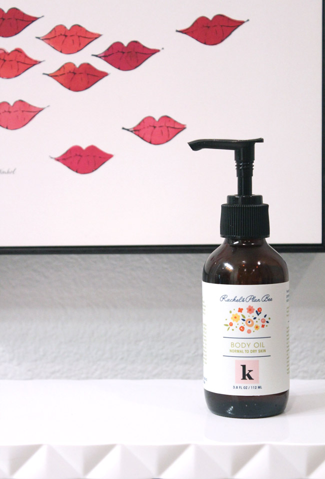 beauty review kimberlyloc x rachel's plan bee jasmine duo body oil limited edition