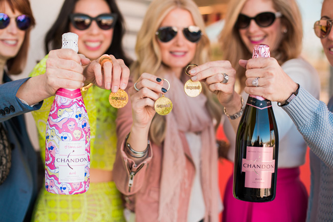 Galentine's Day, #SquadGoals, #ChandonSquad, #ChandonxOC, dallas blogger firends