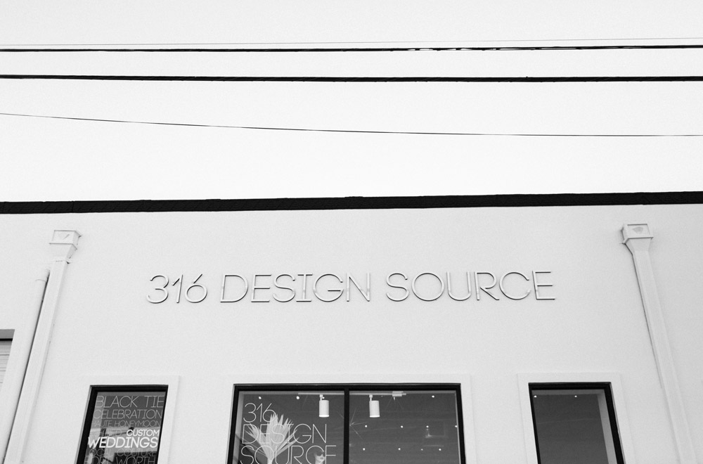316 Design Source store front
