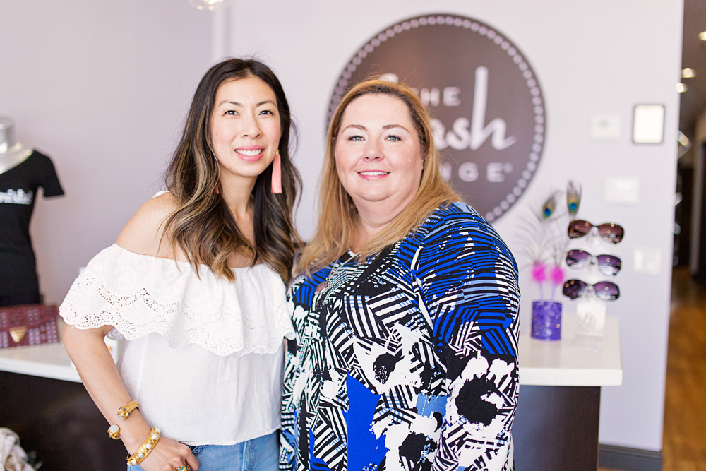 The Lash Lounge Alliance Review, Style of Sam and manager Bobbie