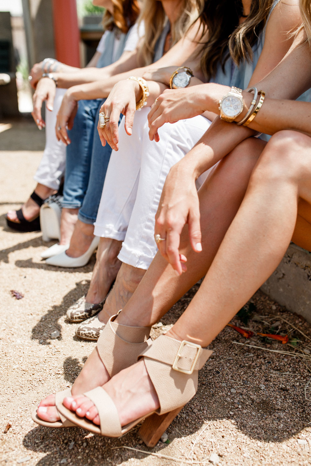 blogger friends, shoe addict