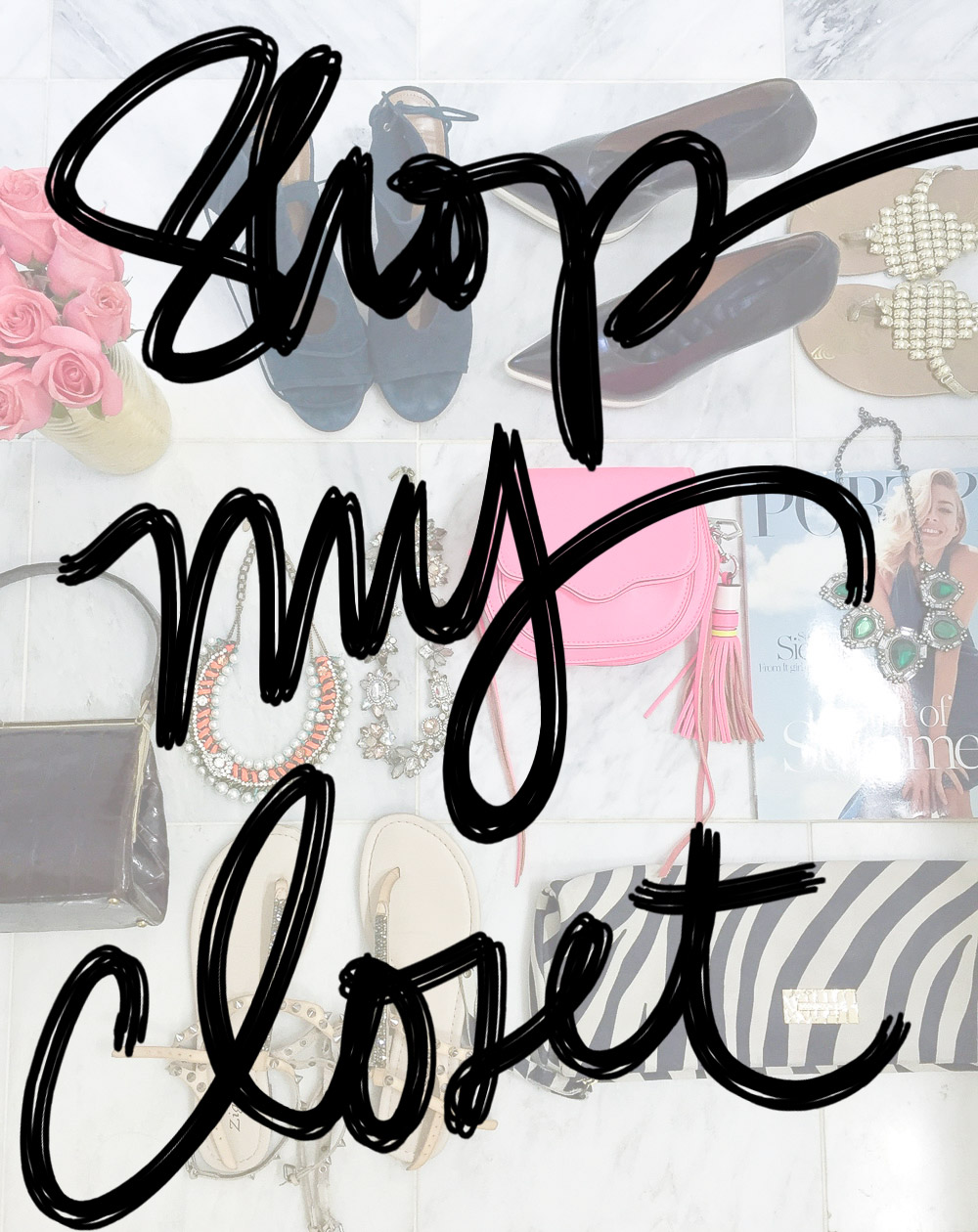 Conscious Couture Closet Sale Words
