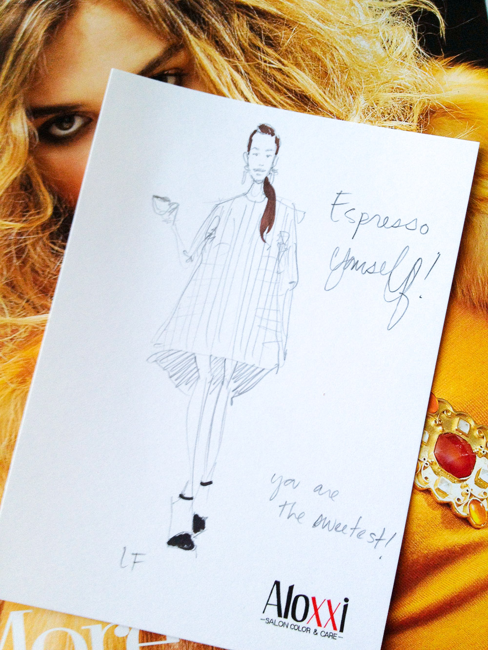 lauren friedman fashion illustration, luckyfabb