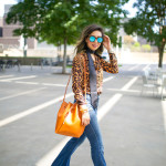 From Grandma with Love // Meow Mix of 50 Ways to Wear Denim + Giveaway