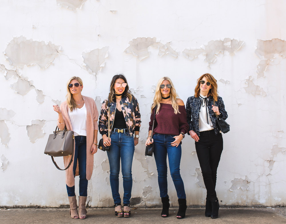 Chic at Every Age // NYDJ Uplift Jeans