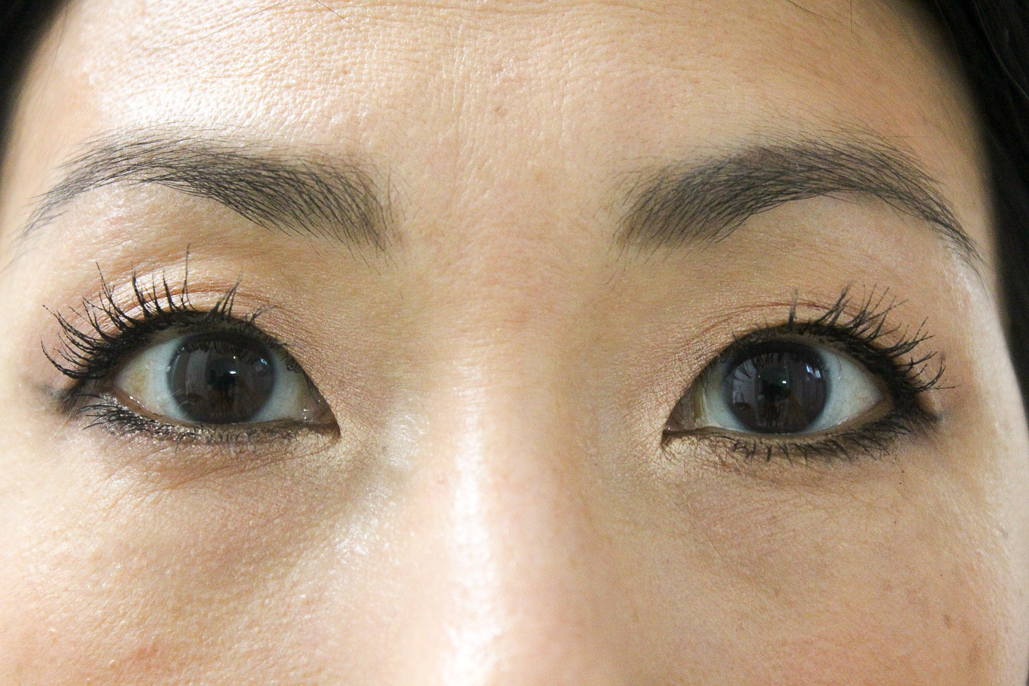 hourglass lash curator tool primer and mascara set review asian lashes