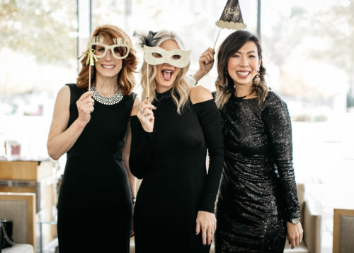 white house black market holiday party dresses for nye, black sequin dress