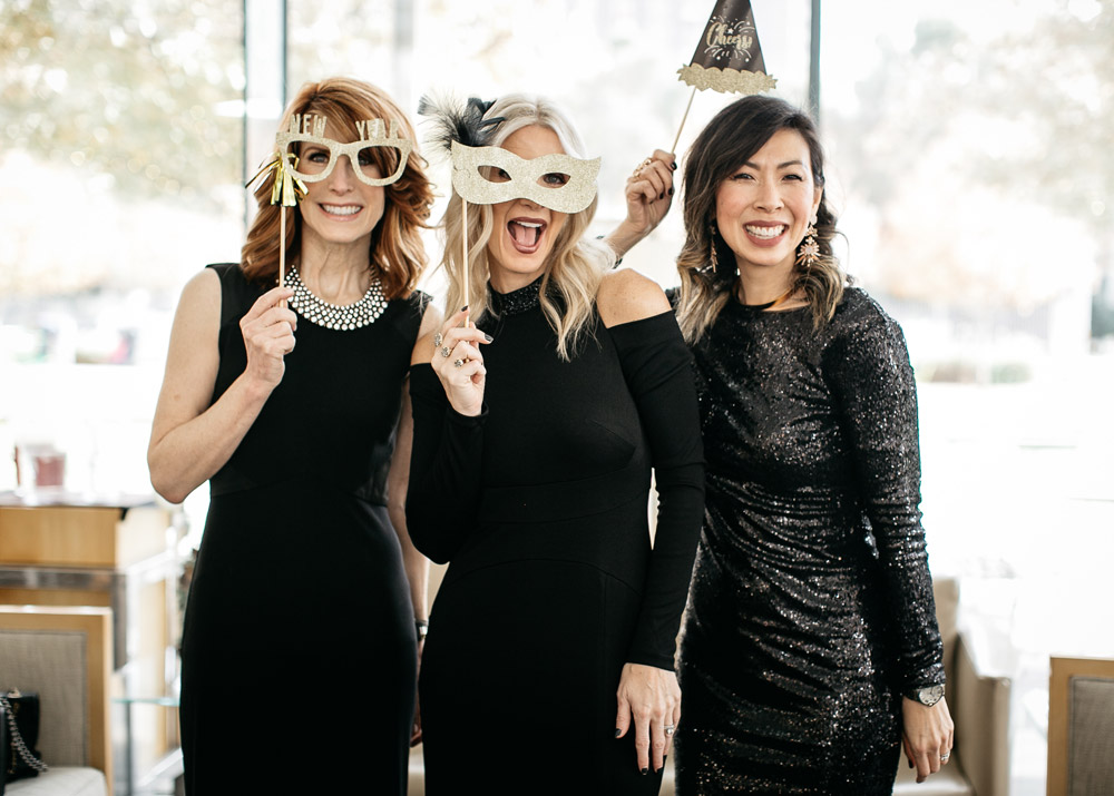 Chic at Every Age // Holiday Party Dresses with White House Black Market
