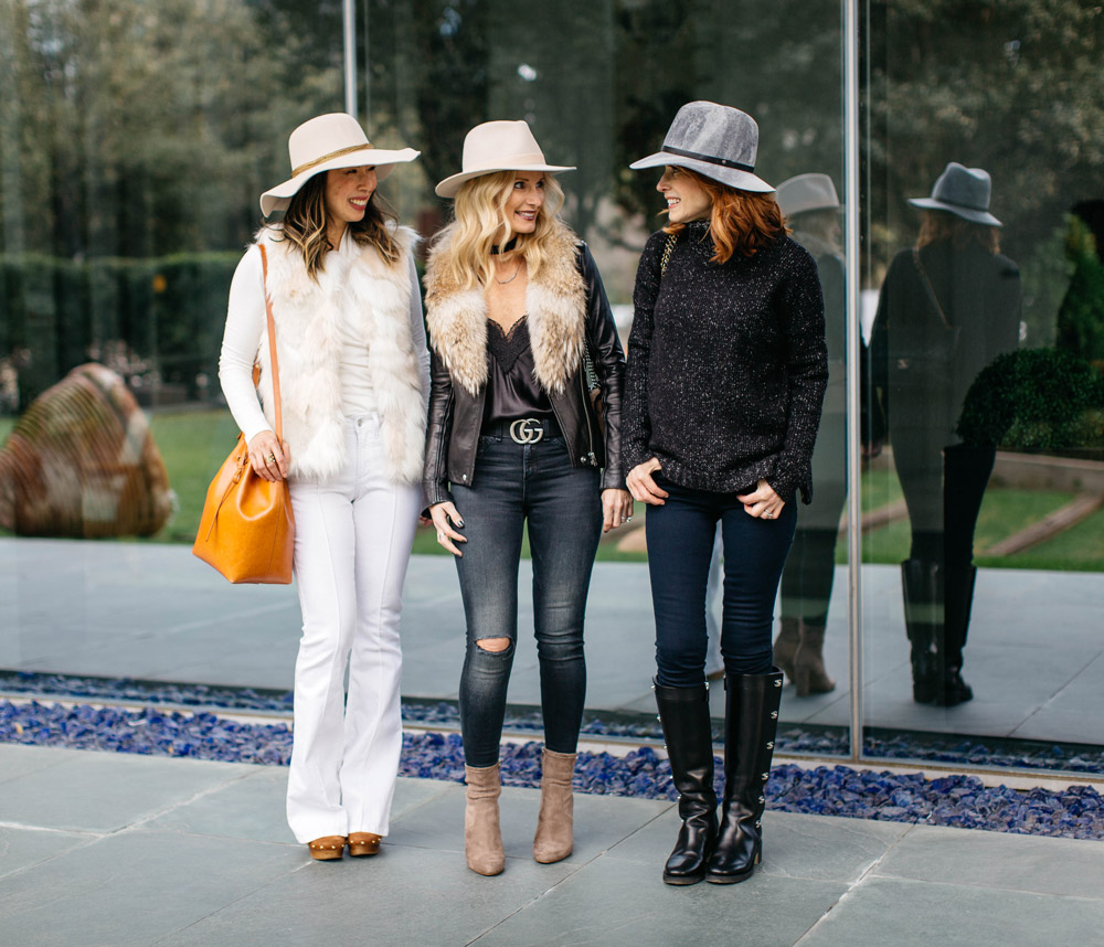 Chic at Every Age // Hats