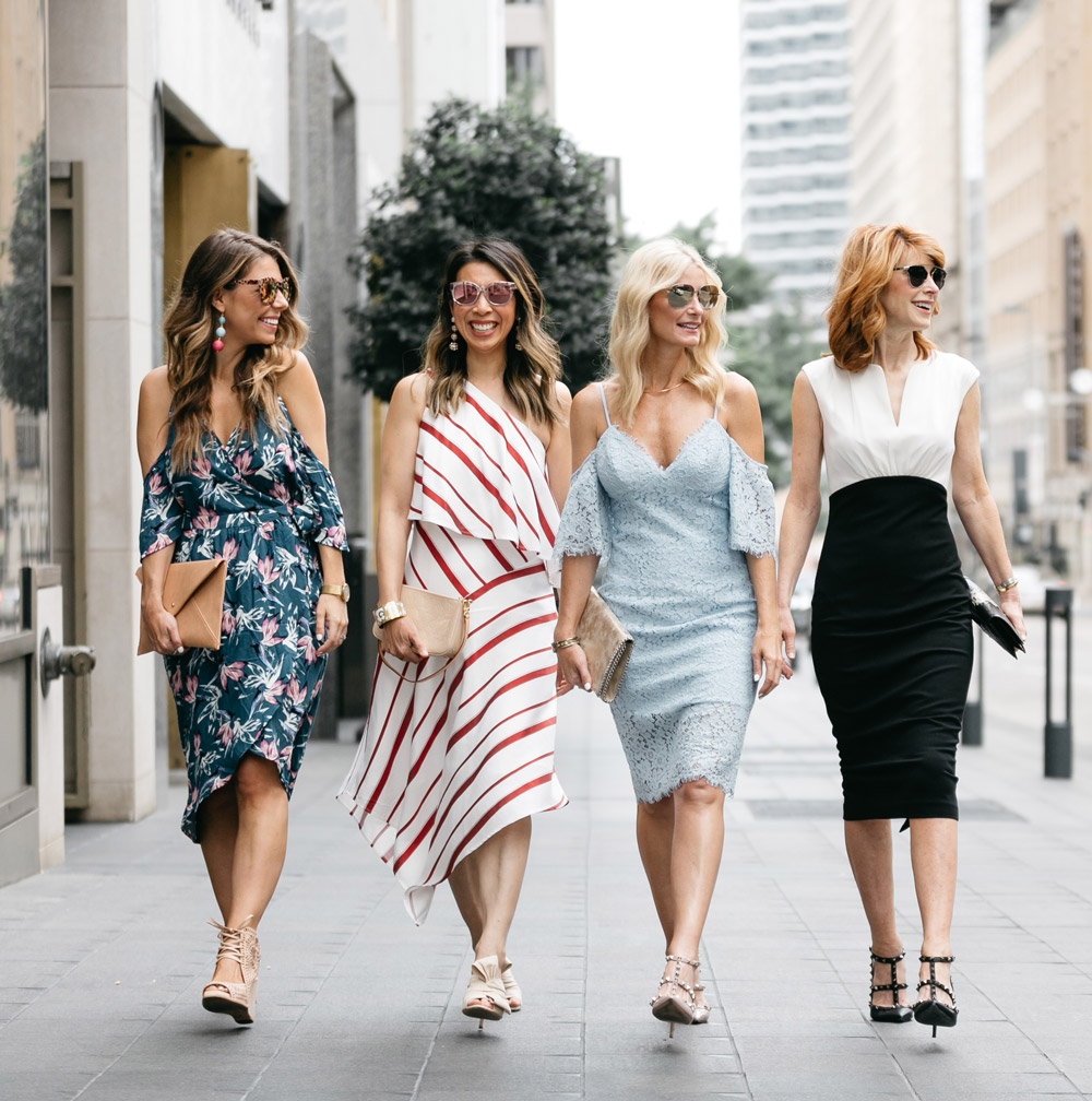 Chic at Every Age // What to Wear to a Summer Wedding