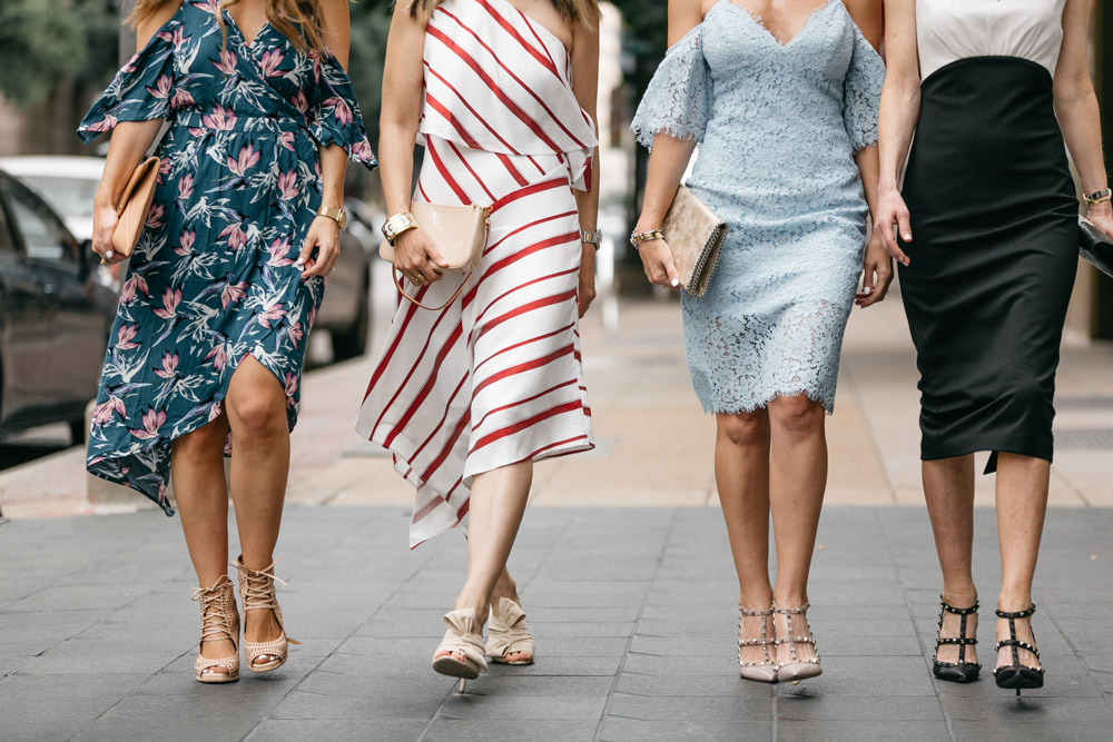 style at any age, what to wear to a summer wedding