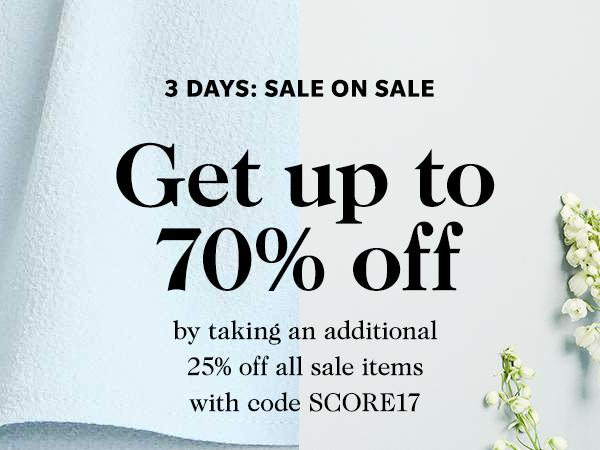 shopbop sale on sale 2017