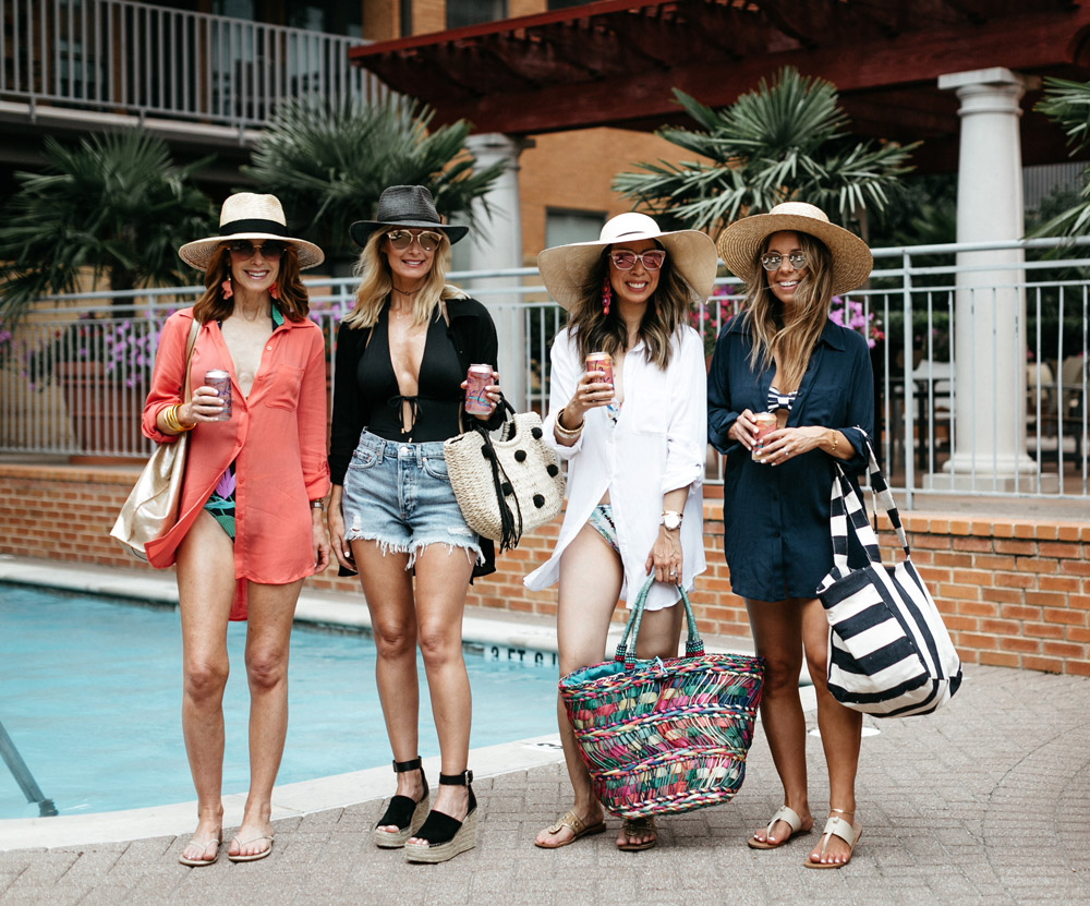 Chic at Every Age // Swim Coverup + Gucci Giveaway