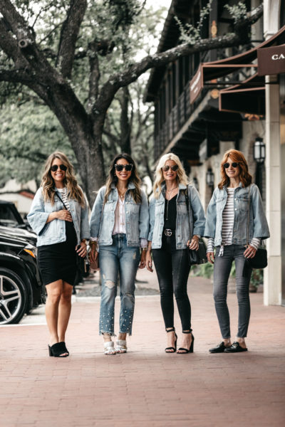 Chic at Every Age // Denim Jacket