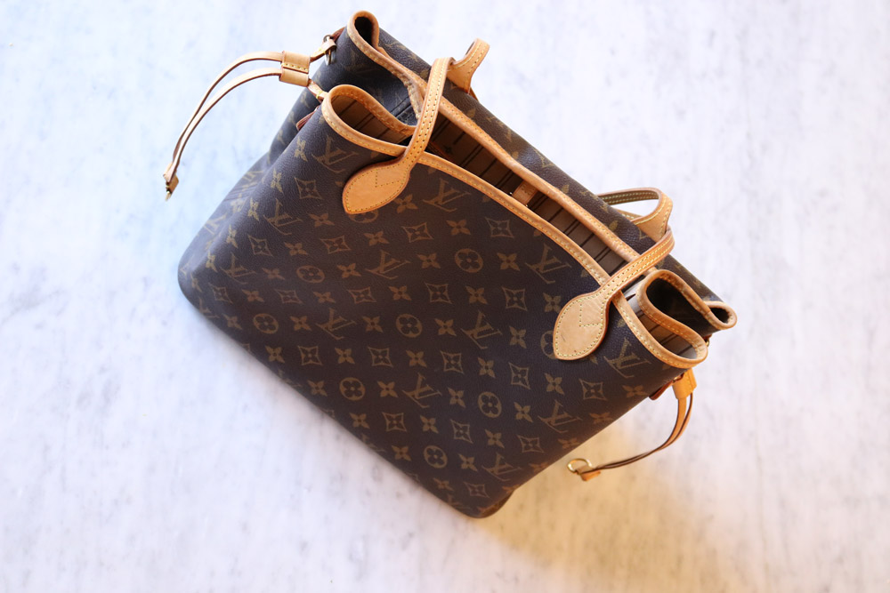 Louis Vuitton Neverfull MM Review what's in my bag
