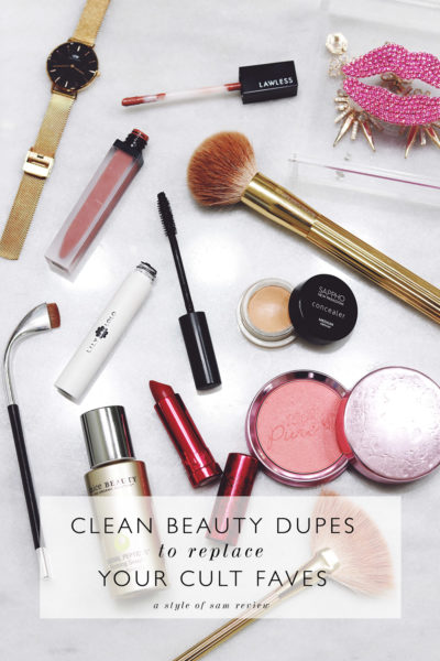 Seven Clean Beauty Dupes to Replace Your Cult Faves