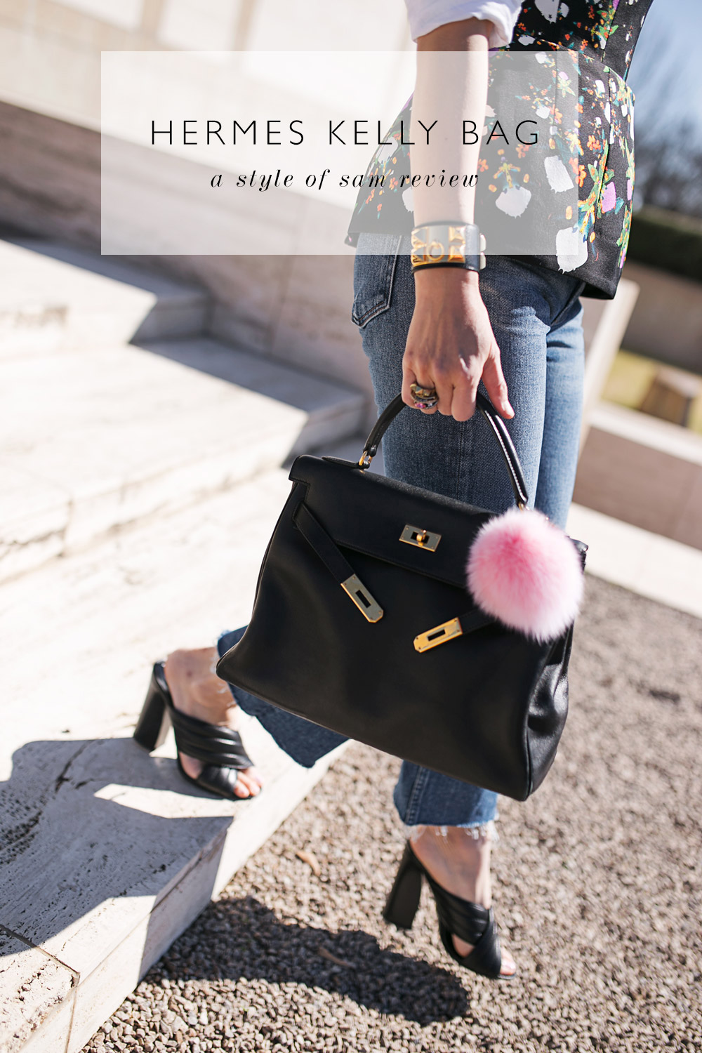 ff4d120c What's In My Bag blogger - Style of Sam | DFW Fashion Blog