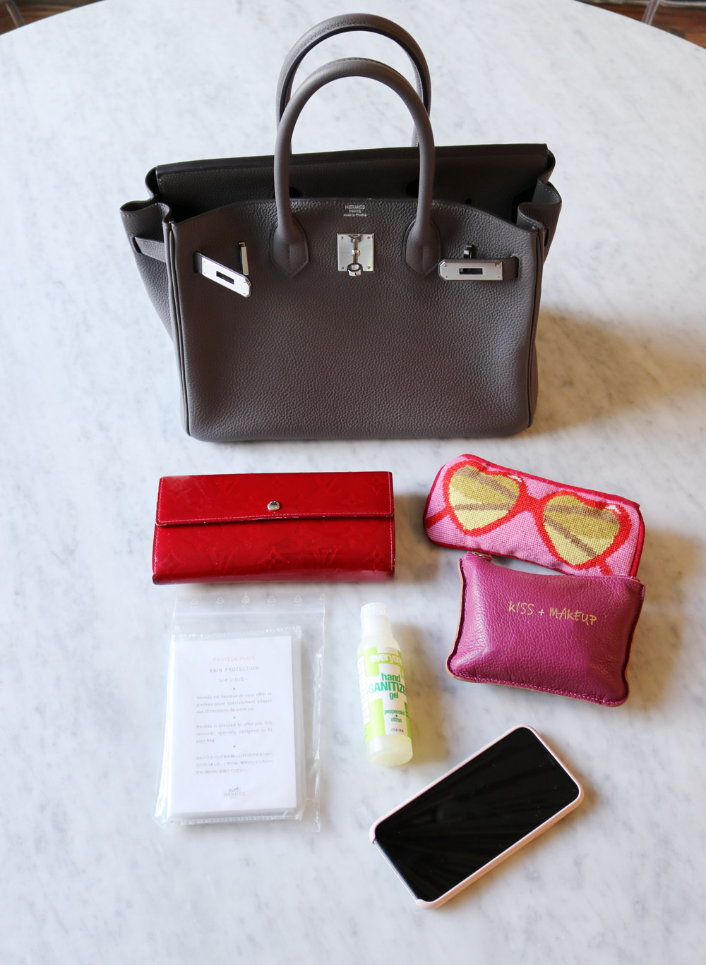cb1a757cf324 Style of Sam   Hermes Birkin 30 Bag Review   What s In My Bag