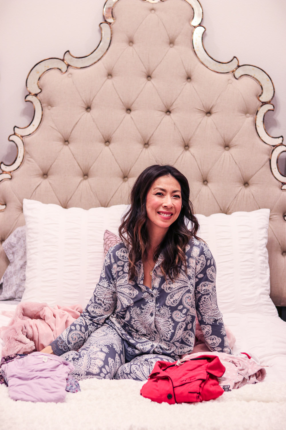 12 Days Of Pjs With Soma Pajama Giveaway Style Of Sam
