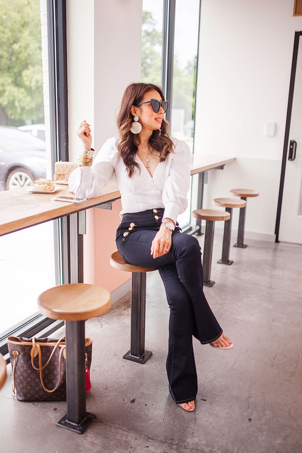 Style of Sam | Three Steps to an Elevated Basic Outfit
